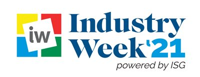 Save the Date! Industry Week 2021 - Annual Meeting, week of November 7, 2021